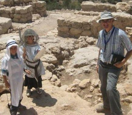Israel tour guide: Chaim Friedman